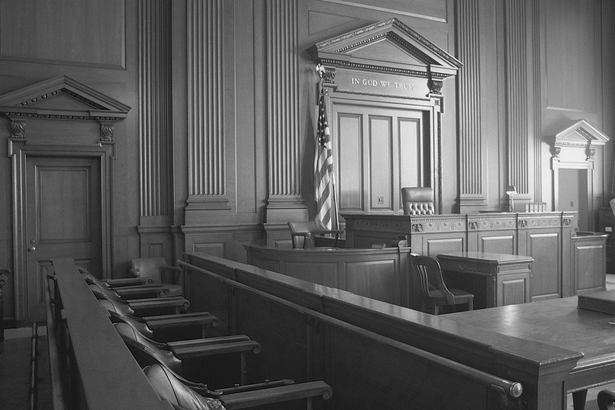 litigation courtroom