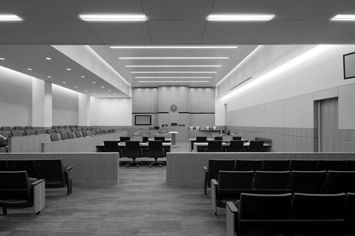 inside an Arizona family court where the Arizona Rules of Family Law Procedure apply to all cases